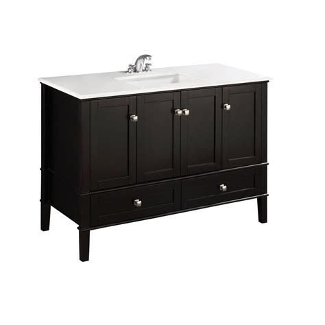 Home Depot Sink Vanity by Bathroom Vanities Bathroom Vanities Cabinets The