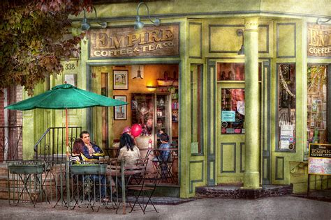 Victorian House Plans cafe hoboken nj empire coffee and tea photograph by