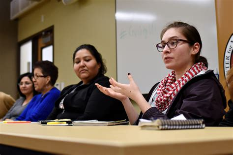 panel of ut latino community discuss ut s decision to not