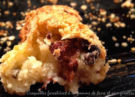 騅ier cuisine r駸ine caro z ine cuisine croquettes foresti 232 res 224 la pomme de