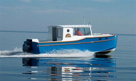 cabin cruising boats bluejacket boats at mildred s cove boatshop