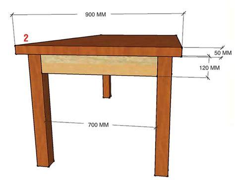 tavolo da taverna tavolo taverna fai da te costruzione illustrata passo