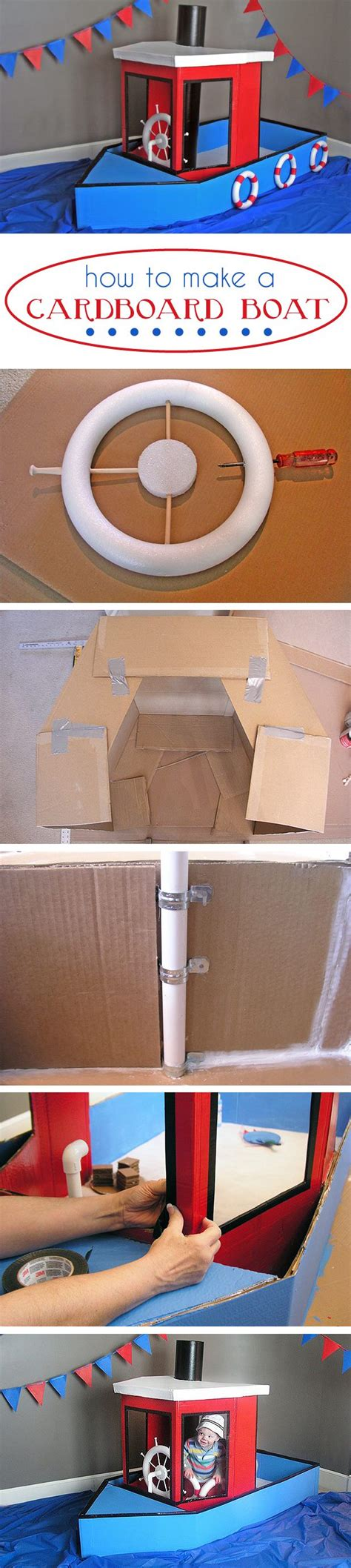 the open boat critical analysis best 25 cardboard forts ideas on pinterest cardboard