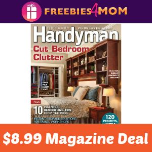 magazine deal family handyman