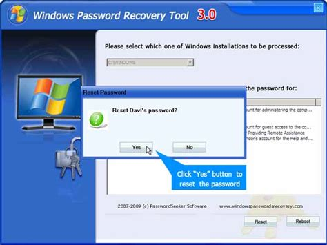 windows password reset tool usb free tutorial to reset administrator password with windows