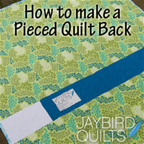 How To Back A Quilt 14 awesome quilting tutorials from our authors stitch