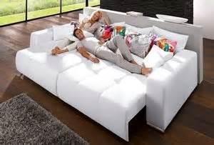 big sofa mit bettfunktion leider nicht verf 252 gbar