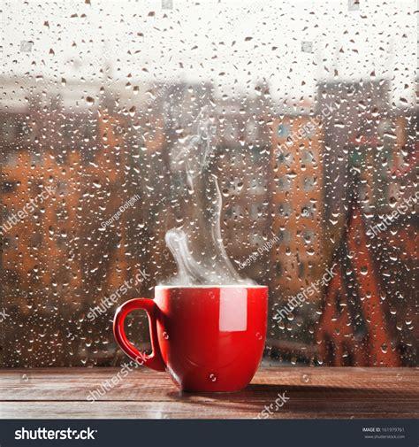 Day Coffee rainy day window coffee www pixshark images
