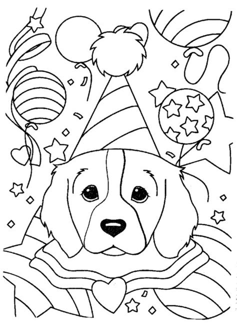 lisa frank printable coloring pages