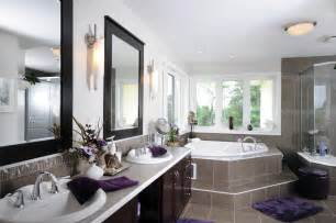 Decorating Ideas For Master Bathrooms by Chic And Cheap Spa Style Bathroom Makeover