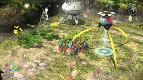 giardini wii pikmin 3 recensione wii u 121368 multiplayer it