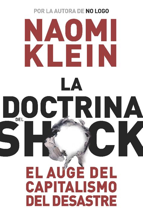 libro the shock doctrine the blogsostenible noticias medioambientales y datos aportando soluciones ecolog 237 a econom 237 a y