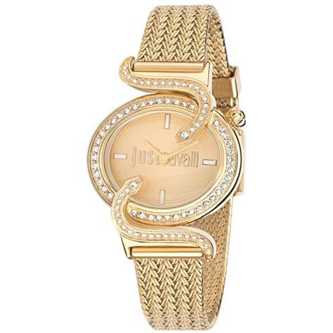 montre just cavalli r7253591501 montre zirconium acier dor 233 e femme sur bijourama n 176 1 de la