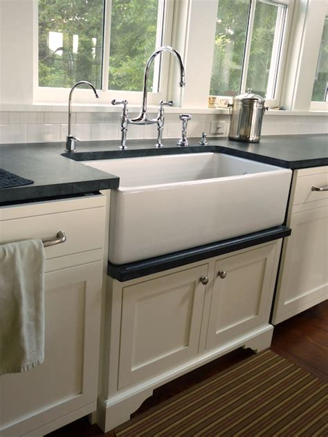Lowes Kitchen Cabinet Brands by Inset White Cabinet Amp Farmhouse Sink Paint Chipping