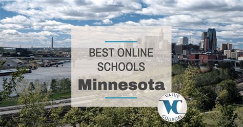 Accredited Mba Schools In Minnesota by Top 10 Best Colleges In Minnesota Value Colleges