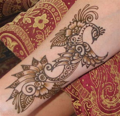 phoenix henna tattoo a beautiful et sinon 231 a fait aussi un beautiful