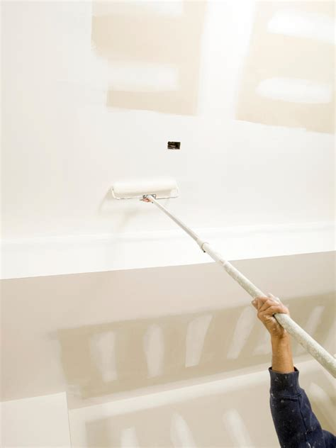 How To Paint Drywall Ceiling by Choosing The Right Type Of Paint For All Types Of