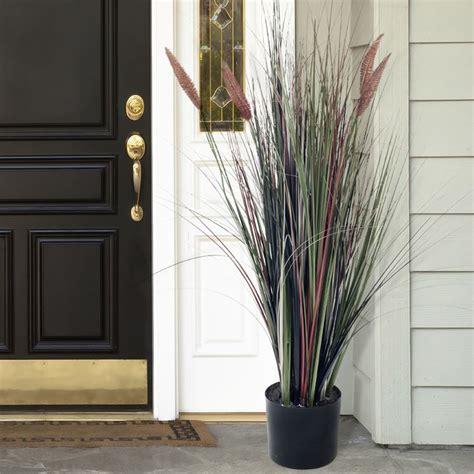vasi con fiori artificiali fiori artificiali composizioni piante finte
