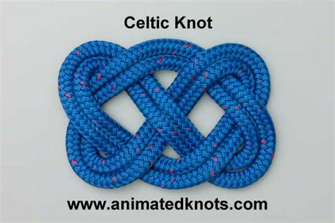 Tying Celtic Knots - celtic knot how to tie a celtic knot knots