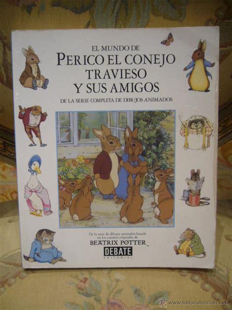 libro el cuento del travieso el mundo de perico el conejo travieso y sus ami comprar