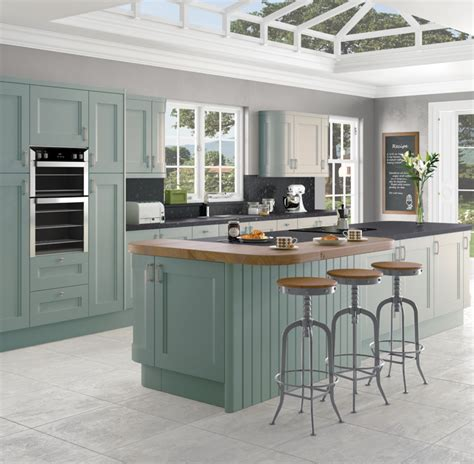 classical fitted kitchens from swansea home improvements