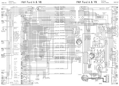 dash wiring diagram 1964 lights odicis 1969 mustang fuse