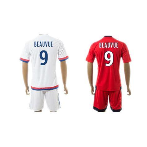 Jersey Go Lyon Away 2nd 2017 2016 olympique lyonnais soccer jerseys lyon soccer uniforms ol shirts sets lacazette