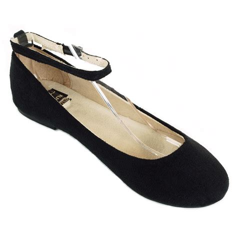 flats shoes alpineswiss calla womens ballet flats ankle shoe