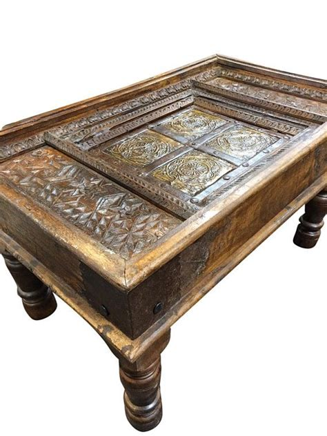 vintage coffee table antique coffee table vintage coffee table rustic coffee table mughal inspired indian furniture