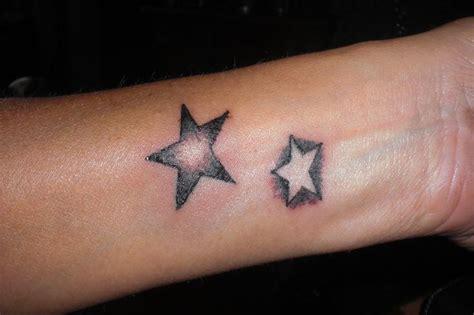 watercolor tattoo laten zetten laten zetten in september 2011 grote ster is mijn vader