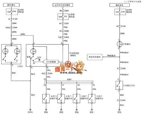 lighting system wiring diagram repair wiring scheme