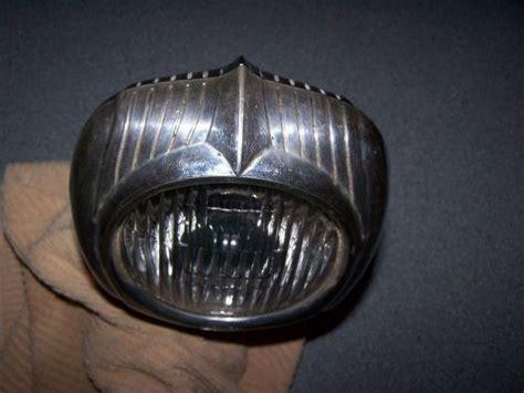 vintage fog lights for sale sell vintage electroline 54 fog light 6 volt motorcycle in