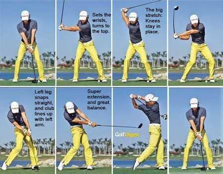golf swing technique 이아이오 골프 이아이오 골프