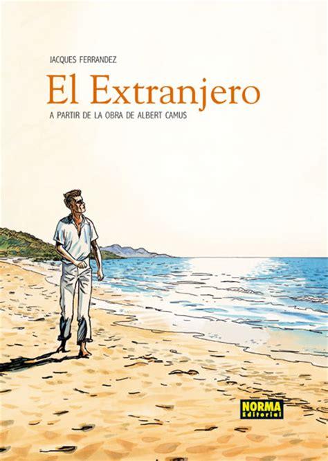 libro el extranjero the enjambre norma editorial