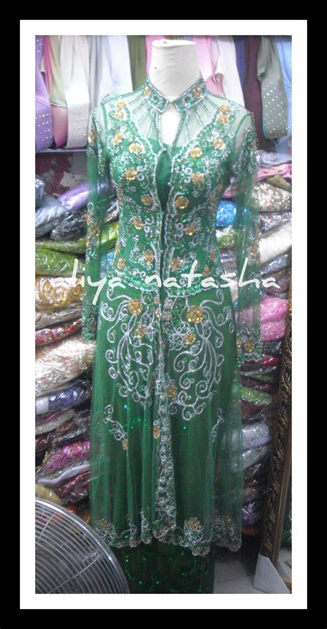 Kebaya Modern Floy Harga Murah Merah Purple aliya collections butik pengantin di petaling