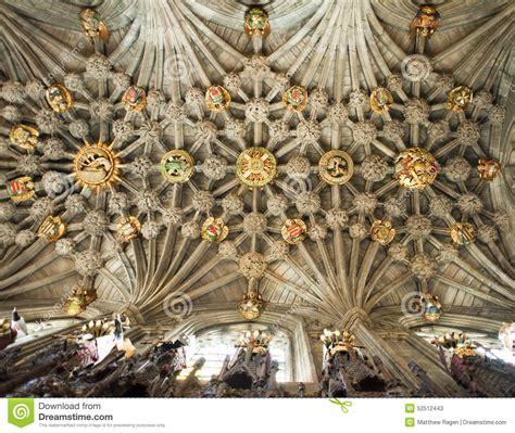 decke der sixtinischen kapelle decke der distel kapelle stockfoto bild 52512443