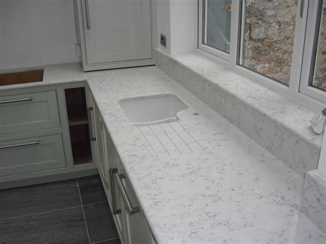 Sill Countertops by Lyra Quartz Worktops Silestone Height Upstands