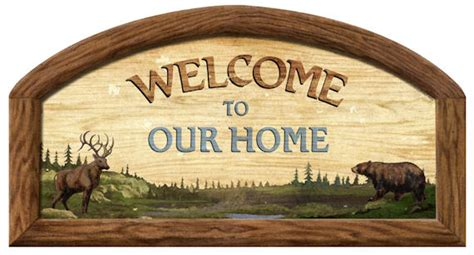 welcome to our home peel and stick wall mural wall