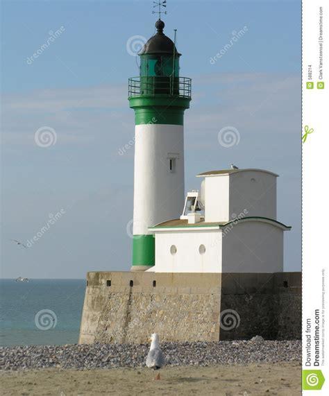 leuchtturm le leuchtturm le treport stockbilder bild 588214
