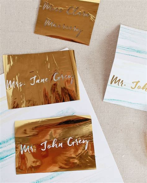 where to place foils watercolors paper and wedding on pinterest