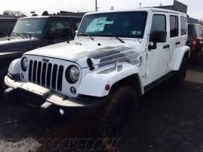 Winter Jeep 2017 Jeep Wrangler Winter Edition Kevinspocket