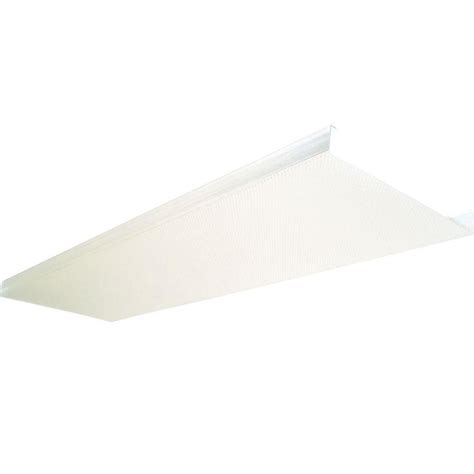 Replacement Diffuser For Light Fixture Lithonia Lighting 4 Ft Wide Acrylic Diffuser D2sb48 The Home Depot