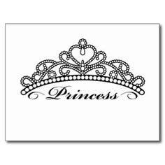 Princess Tiara Clip Art #26784