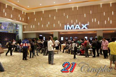 cinema 21 imax gandaria city penonton terkesima di launching cinema xxi imax gandaria