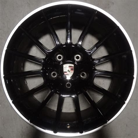 porsche oem wheels porsche 67418mlb oem wheel 97036298001 oem original