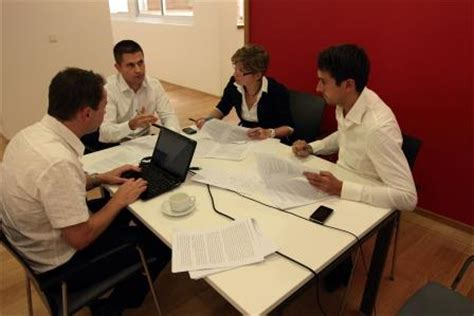 Mba Consulting Projects by Neoma Mba Students Begin The International Consulting Project