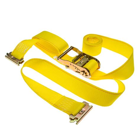 ratchet straps 2 pack of 2 quot x 12 ratchet straps with e fittings discount rs