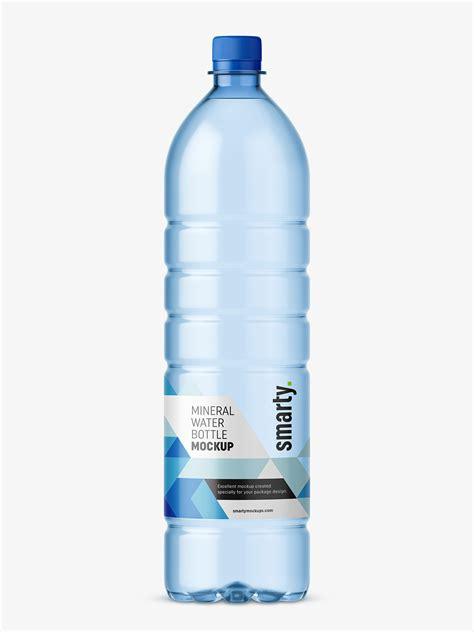 Sk Ii Mineral Water mineral water bottle mockup smarty mockups