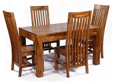 Sheesham Wood Dining Tables Sheesham Wood Dining Table Set Manufacturer Manufacturer From Jodhpur Id 1082111