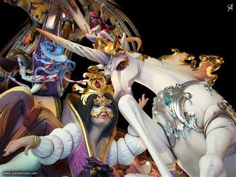 imagenes de unicornios con hadas unicornio 193 lbum de fotos de hadas y duendes duende crisp 237 n
